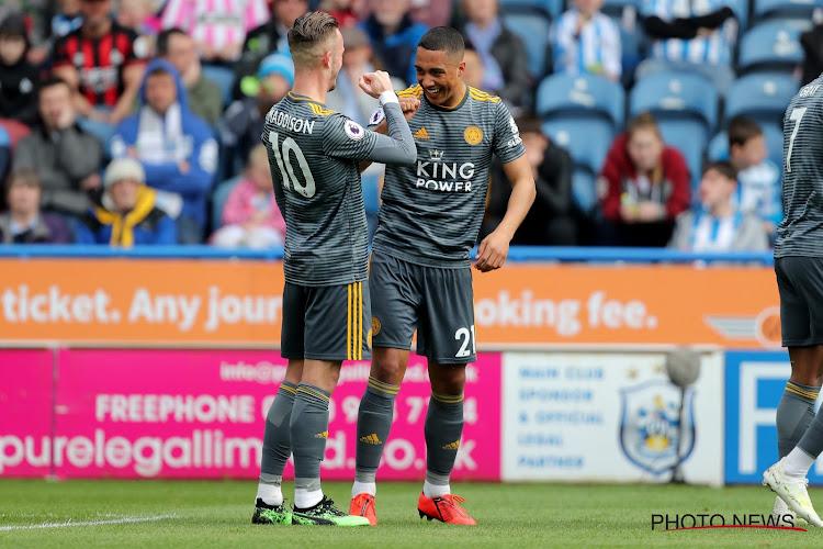 'Groeibriljantje Leicester in belangstelling topclubs'