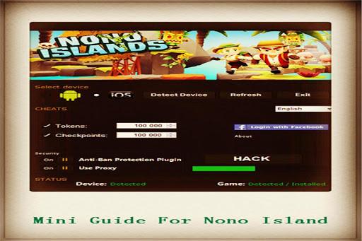Guide for Nono Island