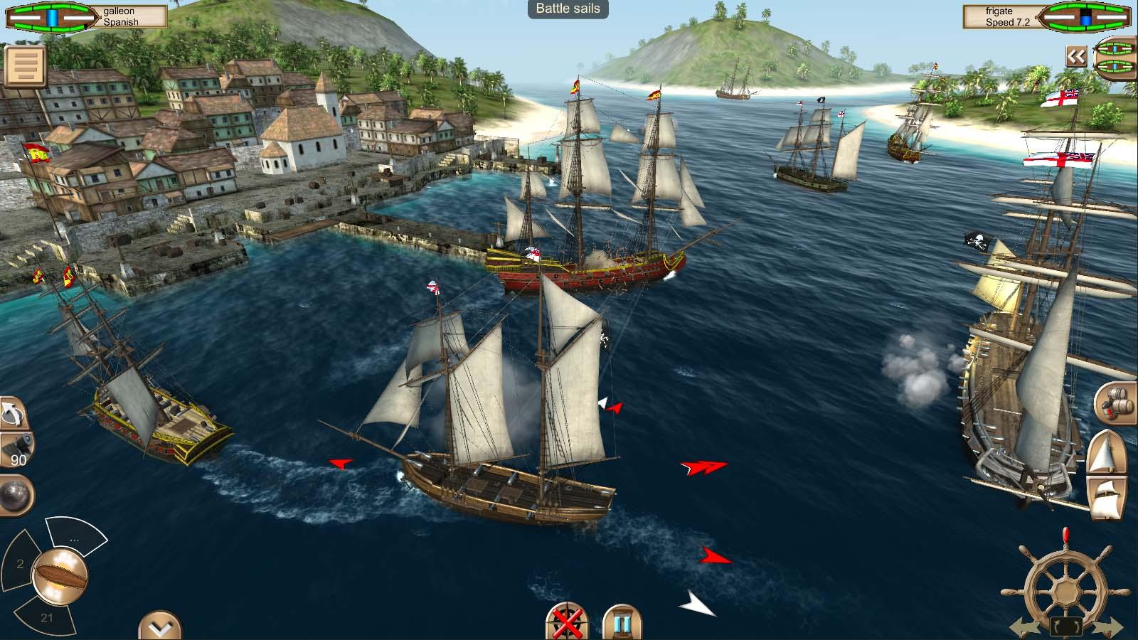 Pirate Caribbean Hunt