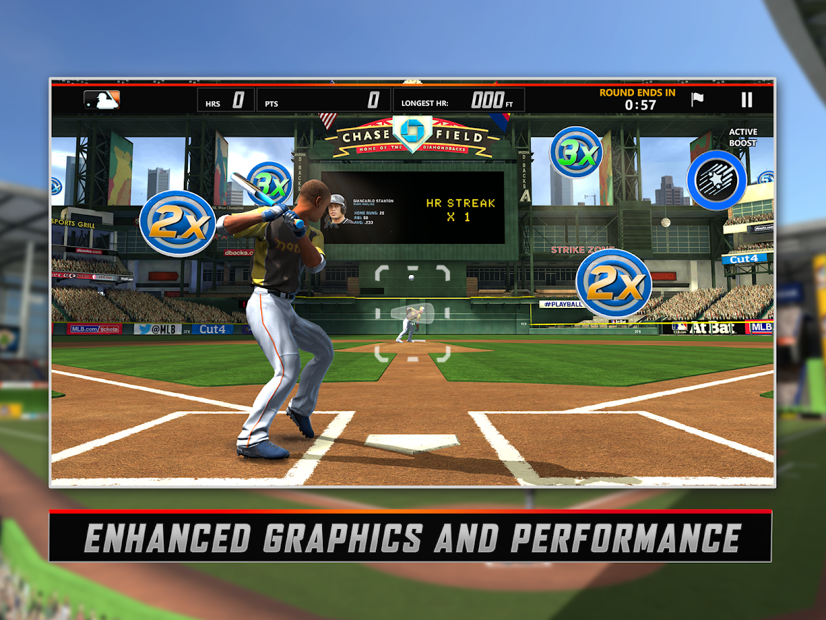 MLB.com Home Run Derby 17- screenshot