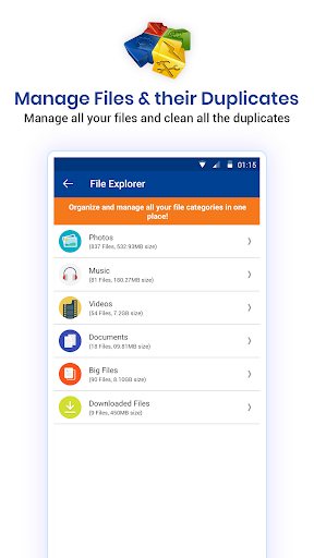 Cleaner For Android :Phone Booster & RAM Optimizer - screenshot