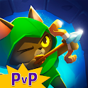 Cat Force - PvP Match 3 Puzzle Game icon