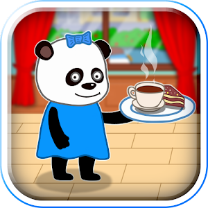 Panda's Pepa Cafe for PC and MAC