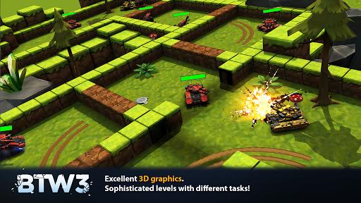 Block Tank Wars 3 1.19 screenshots 1