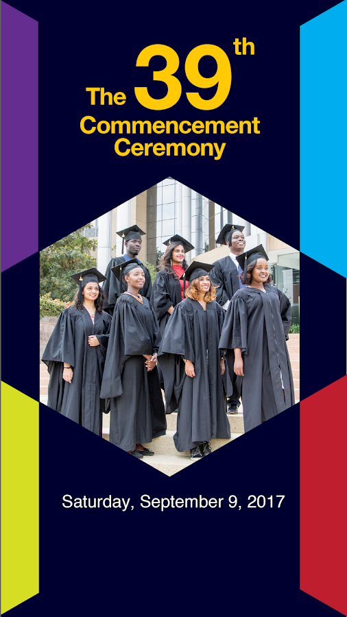 USIU-Africa Commencement 2017- screenshot