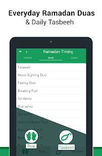 Ramadan Timings & MP3 Quran- screenshot thumbnail