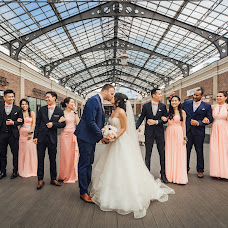 Wedding photographer Irina Vlasyuk (Proritsatel). Photo of 11.10.2017