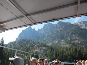 Photo: Jenny Lake ferry