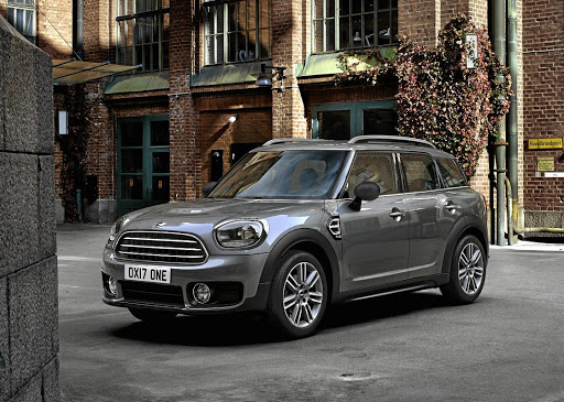 The Mini Countryman will soon be available in a diesel (picture above shows Mini Countryman One).