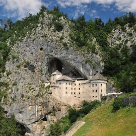 Predjama by Tomasz Budziak - Buildings & Architecture Public & Historical ( slovenia, castle, buildings, architecture )