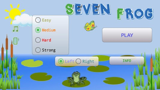 Seven Frog screenshot 0