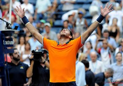 """""""J'essayais de jouer mon jeu, mais j'ai vu Nadal souffrir"""""""