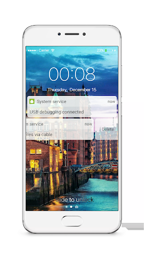 LockScreen Phone7-Notification for PC