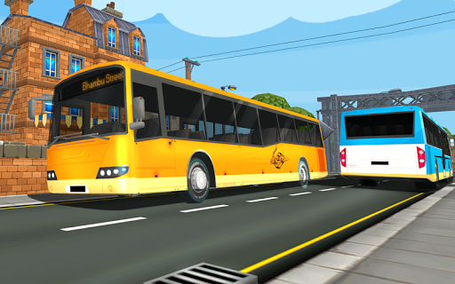 Screenshots von Subway Bus Racer 8