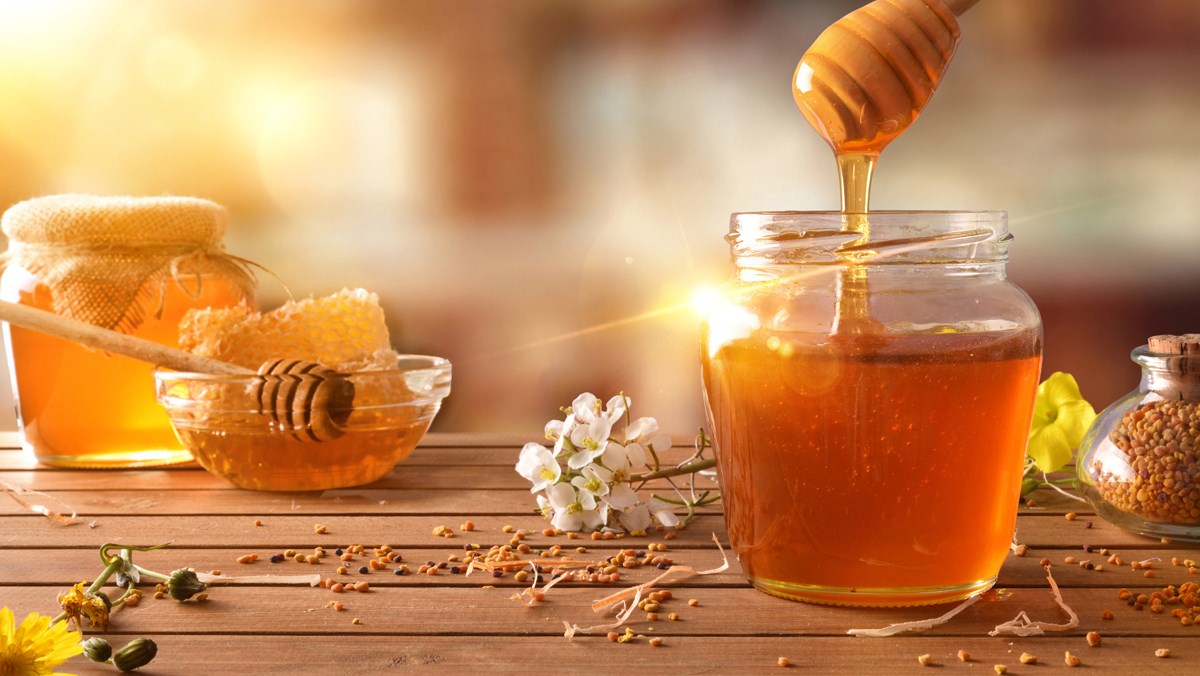Điều trị sẹo rỗ bằng mật ong