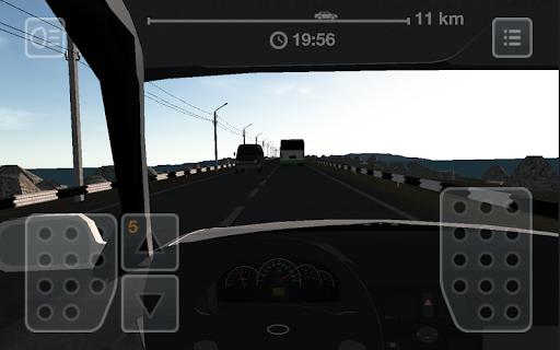 Russian Traffic: Crimea apkdebit screenshots 7