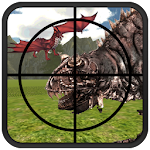 Monster Sniper Hunt 3D Icon