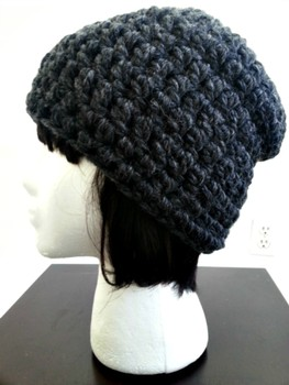 f14dff32d1b Free pattern  Winter chunky slouch hat