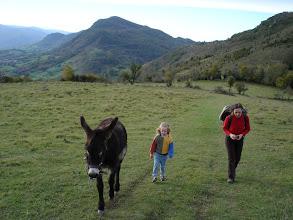 Photo: Sentier cathare au départ de Foix ou de Roquefort les cascades
