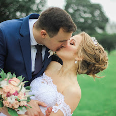 Wedding photographer Ekaterina Spiridonova (SPIRIDONOVA). Photo of 14.09.2017