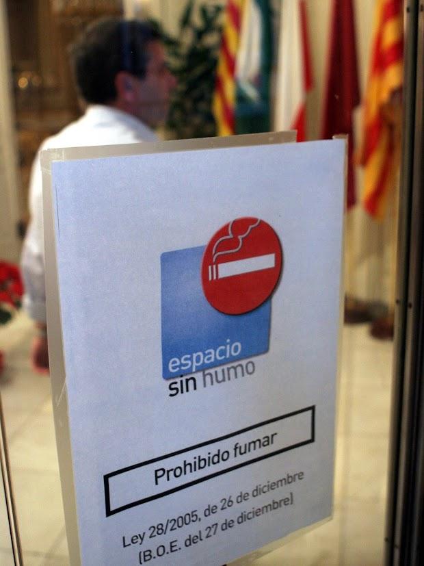 Salud recibe 198 denuncias en ocho meses por fumar en - 3 meses sin fumar ...