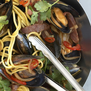 Mussel Stir-fry