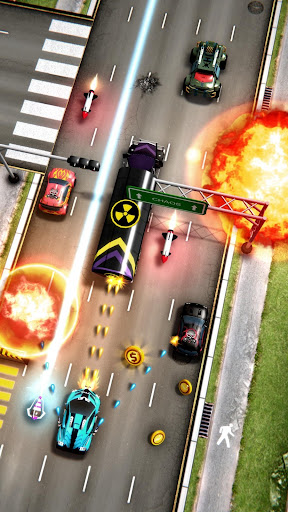 Chaos Road: Combat Racing 1.5.2 apktcs 1
