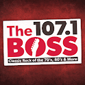 107.1 The Boss icon