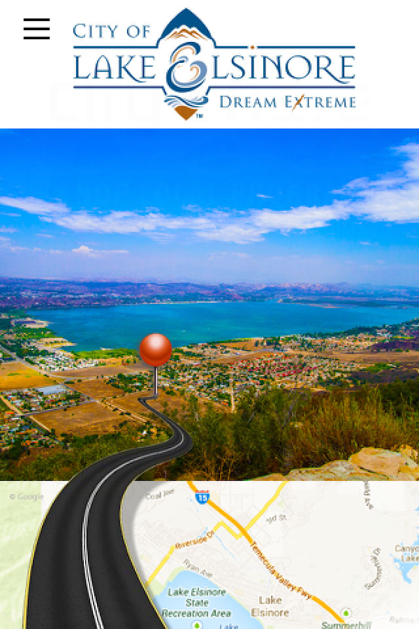 CityByApp® Lake Elsinore- screenshot