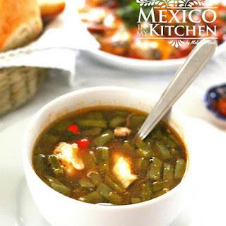 Nopal Soup Recipe