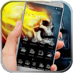 Wicked Skull Launcher icon