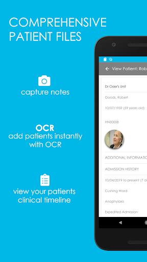 Patient List EMR/EHR ClinEasy Apk 1