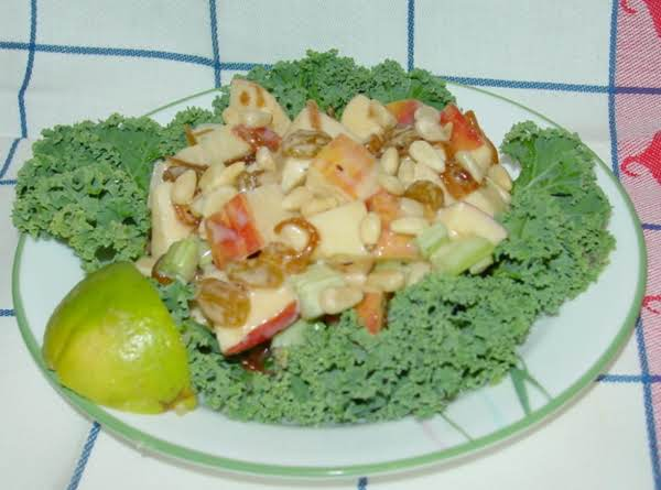 East Indian Apple/chutney Salad