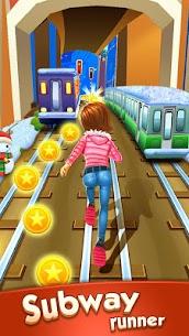 Subway Princess Runner 1