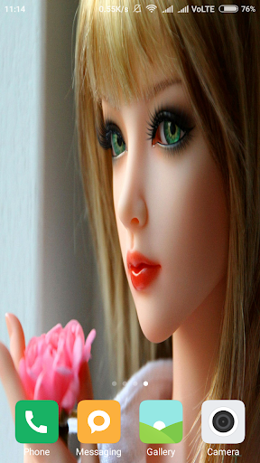 HD Doll Wallpapers for PC