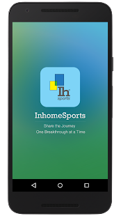InhomeSports- screenshot thumbnail