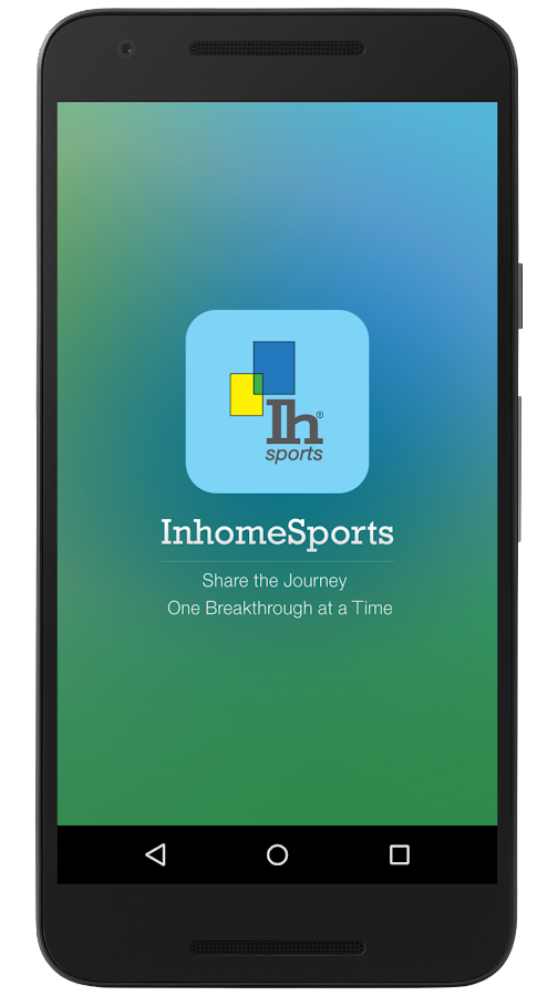 InhomeSports- screenshot