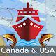 Canada:Marine Navigation Charts &Lake Fishing Maps apk