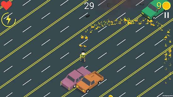Crazy Road screenshot