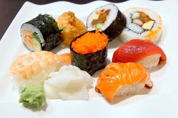 錦 平價壽司專賣 食記