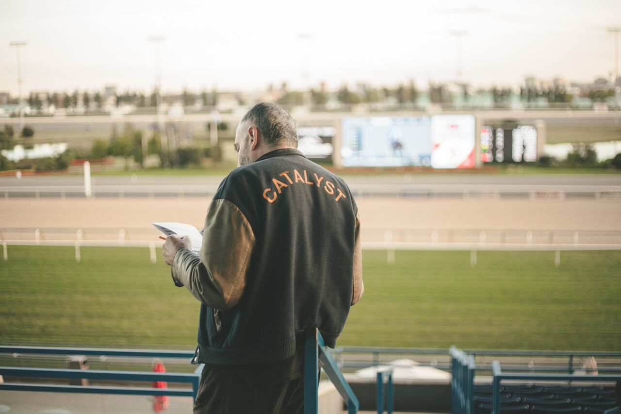 The Serious Business of Betting on Horse Racing - VICE