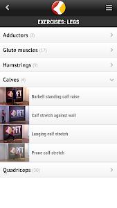 Personal Fitness Trainer screenshot 5