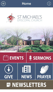 St Michael's Episcopal- screenshot thumbnail