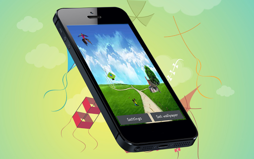 kites Live Wallpaper
