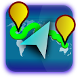 Compass and Map lite icon