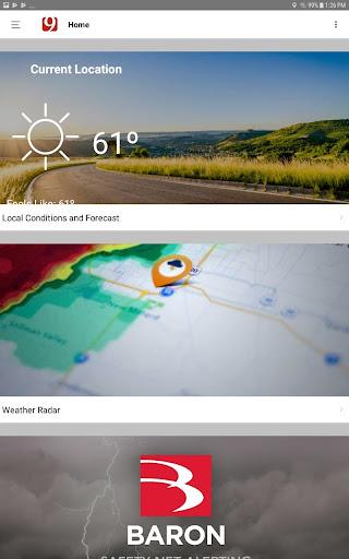 News 9 Weather 6.3.1.1051 screenshots 5
