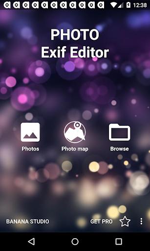 Photo Exif Editor - Metadata Editor 2.2.9 screenshots 1