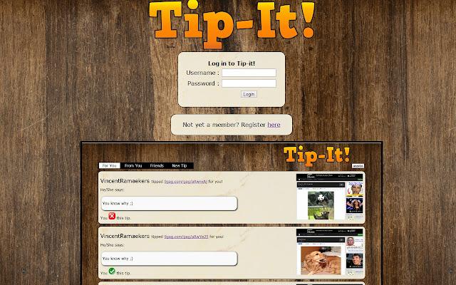 Tip-It!