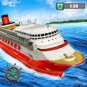 Big Cruise Ship Sim 2019 icon
