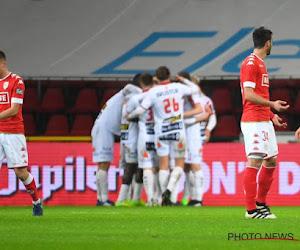 KV Kortrijk pleegt een coup op Sclessin en telt Standard helemaal uit voor play-off 1